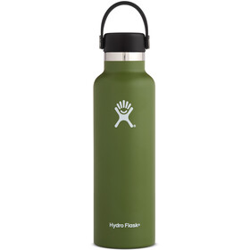 Hydro Flask Standard Mouth Flex Bottle 621ml olive